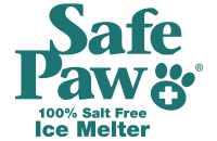 Keep your walkways, pets, and children safe this winter with Safe Paw Ice Melter