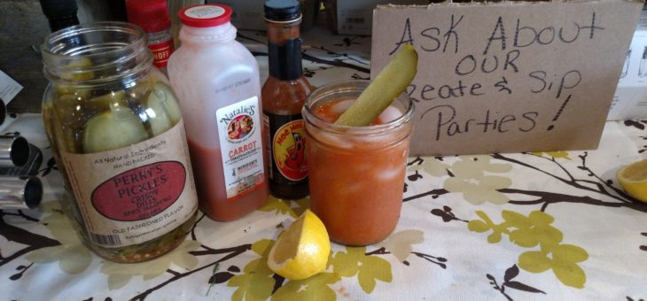 Quick, Easy and Delicious Bloody Mary Recipe
